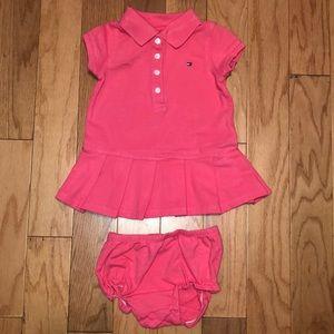 TOMMY HILFIGER™️ Infant Dress